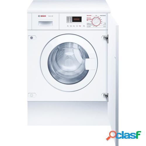 Bosch wkd24361ee lavadora carga frontal integrado blanco b