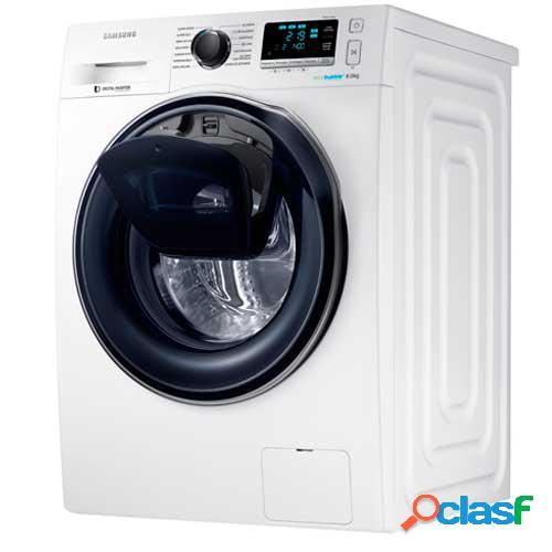 Samsung lavadora ww80k6414qwec
