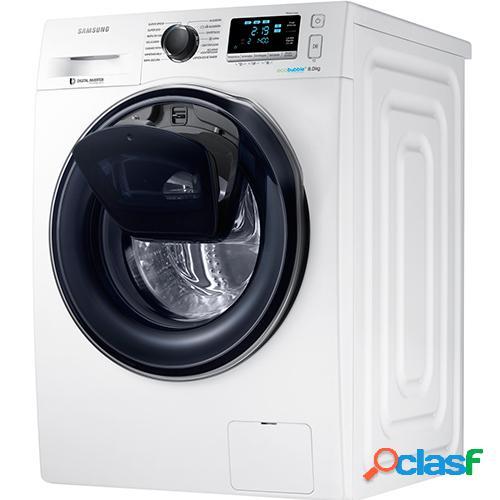 Samsung lavadora ww80k6414qxec