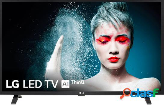Lg tv led full hd, 80cm/32'', ai smart tv, procesador quad core, thinq webos 4.5 con sonido virtual surround plus, 2xusb, 3xhdmi, a
