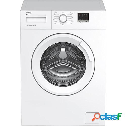 Beko lavadora carga frontal wte 6511 bwr 6kg 1000 rpm wte6511bwr