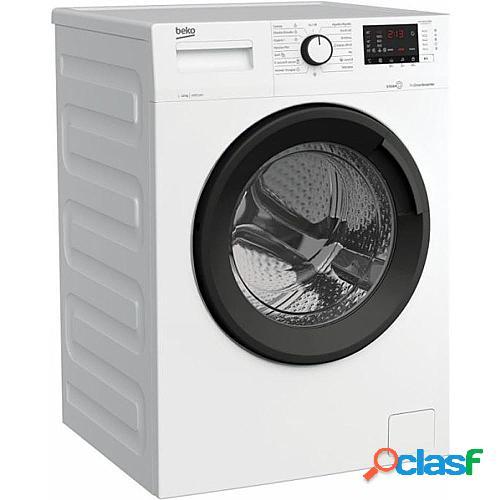 Beko lavadora carga frontal wte7611bwr 7 kg 1200 rpm clase a+++ blanco wte 7611 bw