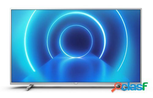 "Philips 7500 series 58pus7555/12 tv 147,3 cm (58"") 4k ultra hd smart tv wifi plata"