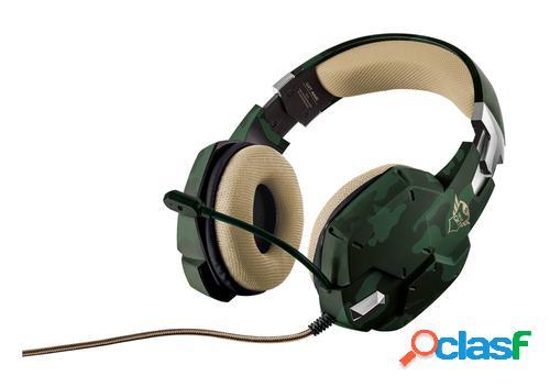 Trust gxt 322c auriculares diadema verde