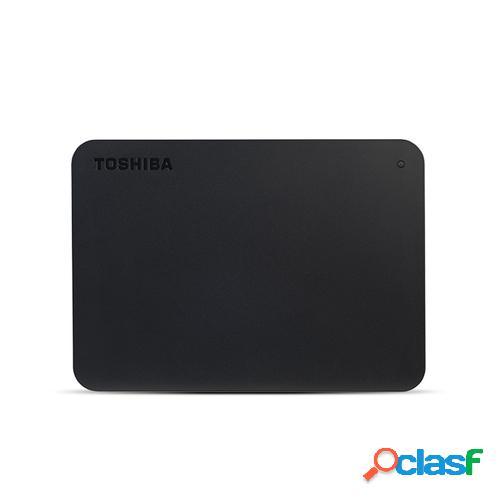 Toshiba canvio basics disco duro externo 4000 gb negro
