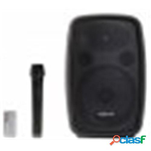 Altavoz portátil fonestar amply - 100w - bt - fm - usb/microsd - bass reflex - micrófono inalámbrico - bat. 2000mah - mando a distancia