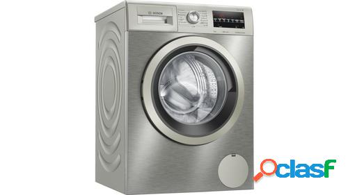 Bosch serie 6 wau28t6xes lavadora independiente carga frontal acero inoxidable 9 kg 1400 rpm a+++