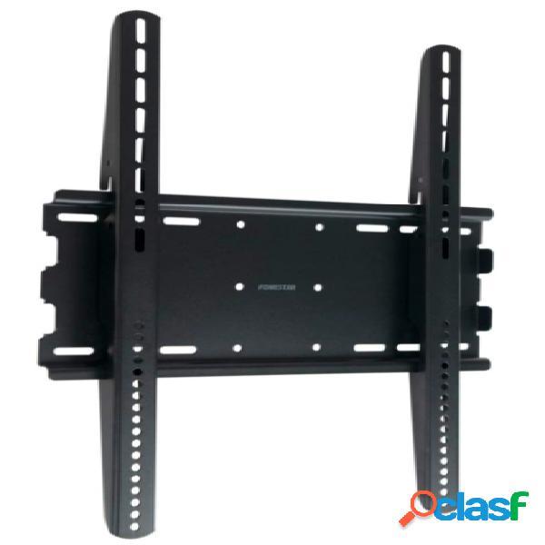 """Soporte de pared extraplano fonestar stv-671n - para tv de 37-70""""/94-178cm - peso máx. 70kg - vesa 400*600 máximo - color negro"""