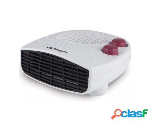 Orbegozo FH 5127 Ventilador eléctrico Interior Negro, Blanco 2000 W