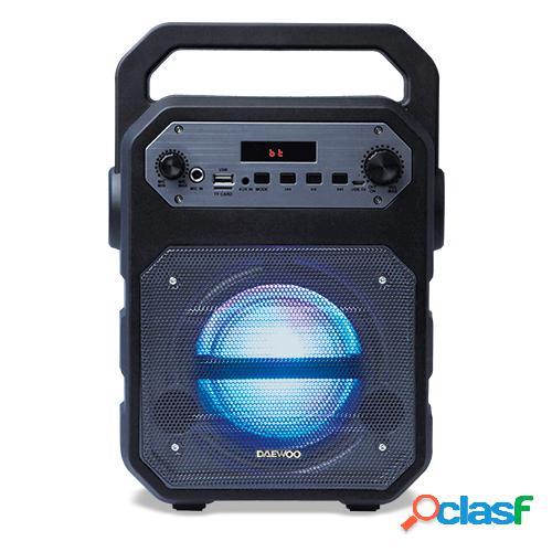 Daewoo dsk-345 sistema de karaoke público alámbrico