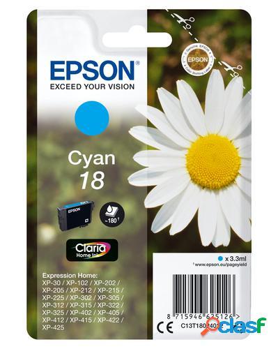 Epson daisy cartucho 18 cian