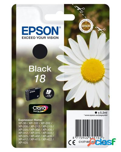 Epson daisy cartucho 18 negro
