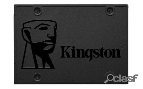 Disco duro ssd 120gb kingston a400 sata3