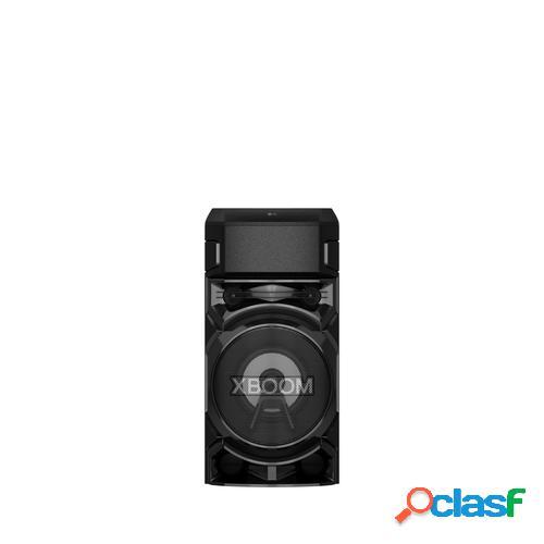 Lg xboom on5.deusllk sistema de audio para el hogar microcadena de música para uso doméstico negro 5000 w