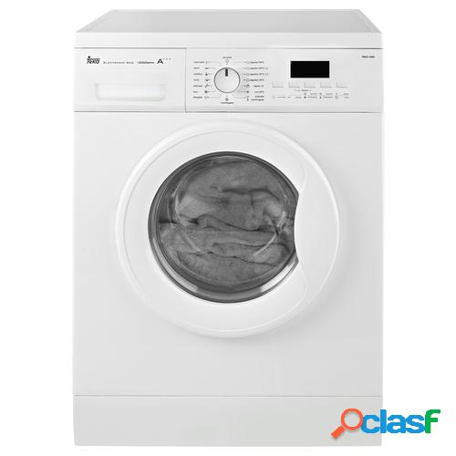 Teka tkx3 1263 lavadora independiente carga frontal blanco 6 kg 1200 rpm a+++