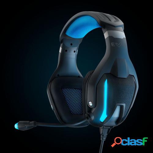Energy sistem esg 5 shock auriculares diadema negro, azul