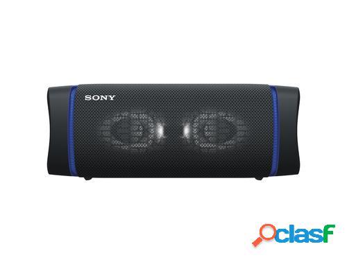 Sony srs-xb33 altavoz portátil estéreo negro