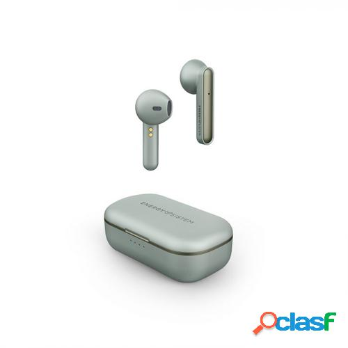 Energy sistem style 3 auriculares dentro de oído oliva bluetooth