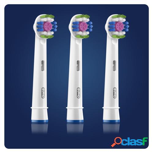 Recambio cepillo dental braun eb183probright.