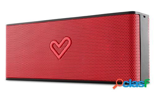 Energy sistem music box b2 6 w altavoz portátil estéreo rojo