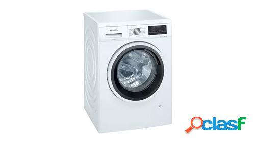 Siemens iq500 wu12ut71es lavadora independiente carga frontal blanco 9 kg 1200 rpm a+++