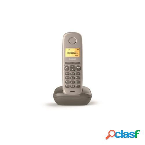 Gigaset A170 Teléfono DECT Granate