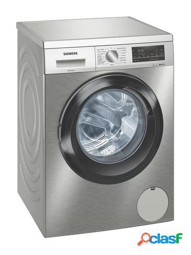 Siemens wu14ut7xes lavadora independiente carga frontal acero inoxidable 9 kg 1400 rpm a+++