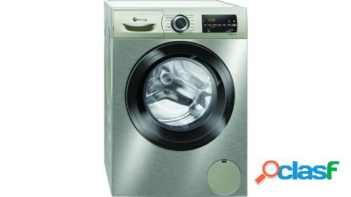 Balay 3ts994x lavadora independiente carga frontal acero inoxidable 9 kg 1400 rpm a+++