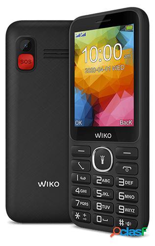 "Wiko f200 5,84 cm (2.3"") 96 g negro característica del teléfono"