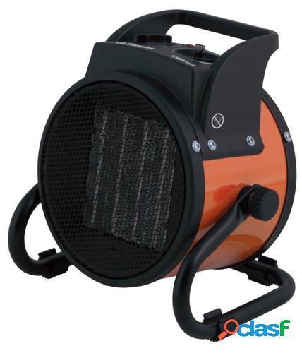 Orbegozo FHR 2040 calefactor eléctrico Radiador de aceite eléctrico Interior Negro, Naranja 2000 W