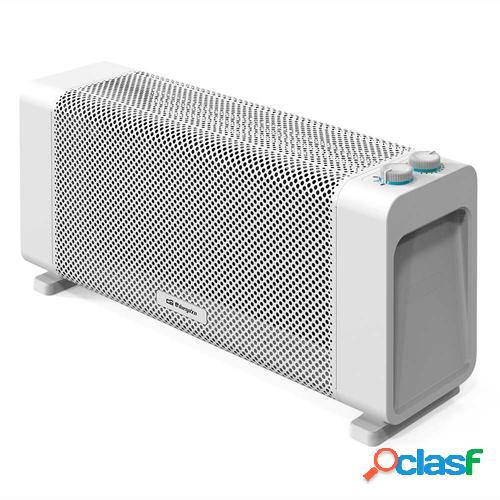 Orbegozo rmb 1510 calefactor eléctrico radiador sin aceite interior blanco 1500 w