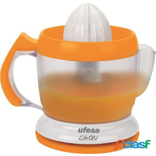 Ufesa ex4939 activa licuadora centrífuga naranja, blanco 40 w