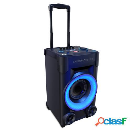 Energy Sistem Party 3 Go Sistema de megafonía con ruedas 40 W Negro