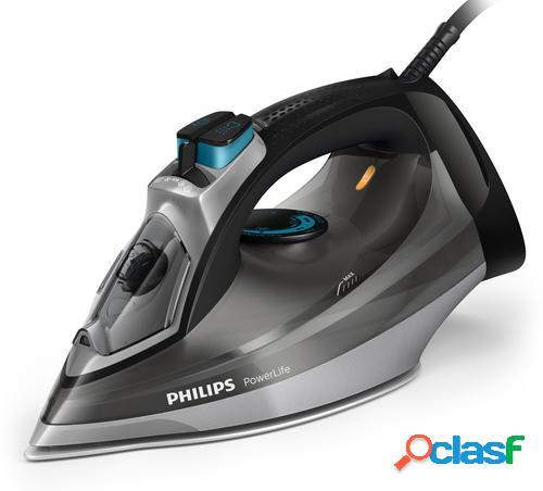 Philips powerlife plancha de vapor de 2600 w con 45 g/min de vapor continuo