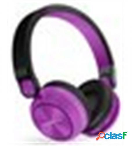 Auricularesmicro energy sistem urban 2 bt violeta