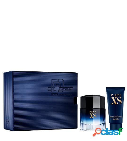 Pure xs. paco rabanne set for men
