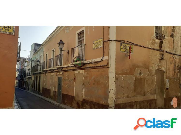 ¡¡¡activo bancario!!! edificio en centro histórico de badajoz