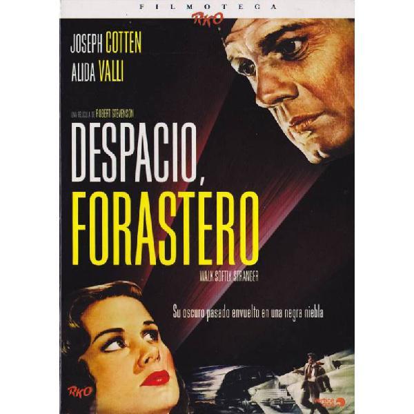 Filmoteca rko: despacio, forastero (walk softly, stranger)