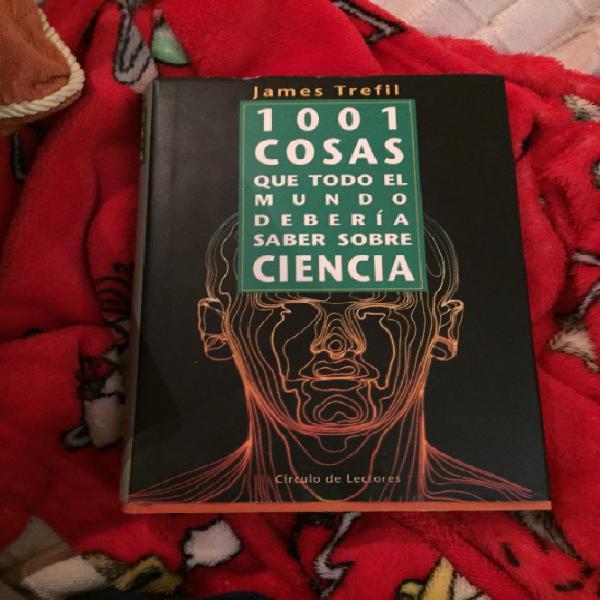 1001 cosas que todo el mundo debería saber de ciencia