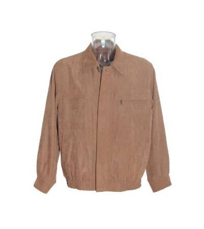 Abrigo chaqueta hombre – dustin en marrón caqui de