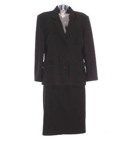 Conjunto mujer vintage de lana