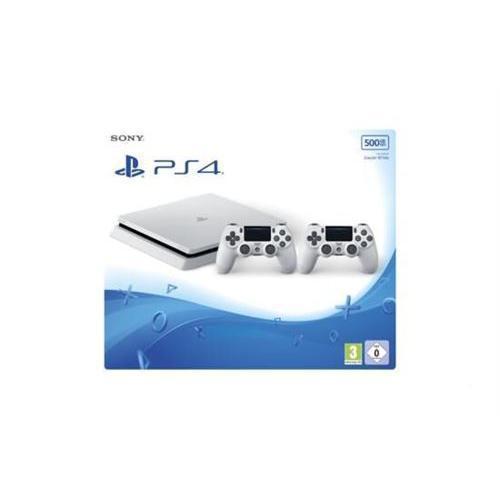 Consola playstation 4 slim 500 gb + 2 controladores