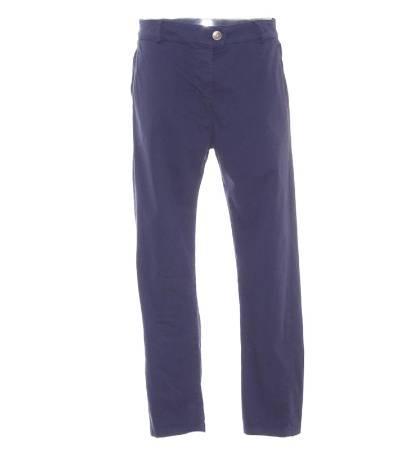 Pantalón recto mujer – xtsy vaquero en azul marino de
