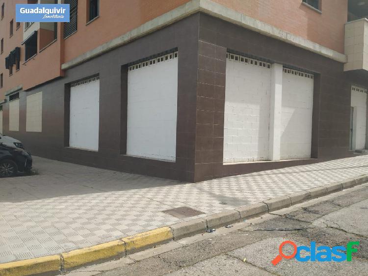 Local comercial 100mts, zona nueva, buena ubicacion, ideal para cualquier tipo de comercio o empresa