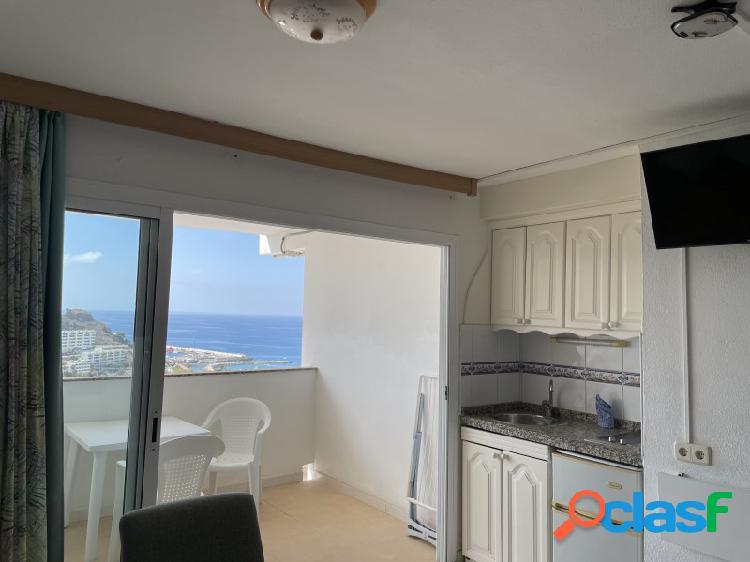 Apartamento - estudio en venta en puerto rico. complejo puerto plata. gran canaria.