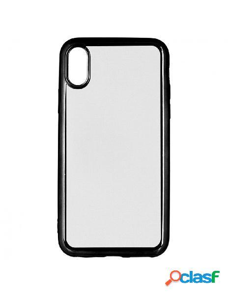Bumper Premium Negro iPhone XS Max