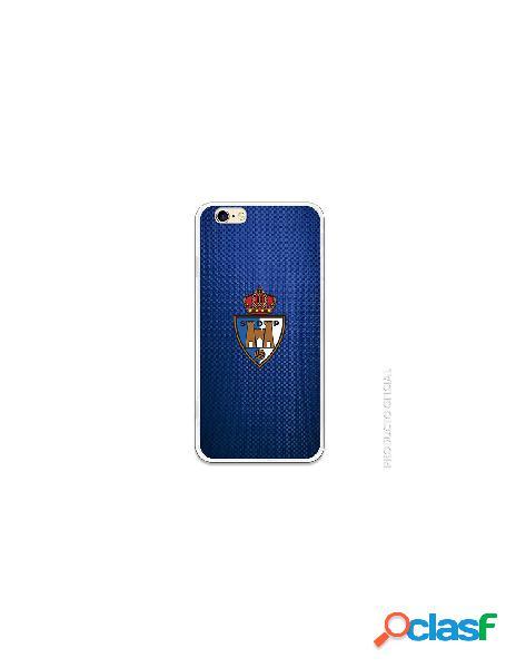 Funda oficial ponferradina trama azul iphone 6s plus