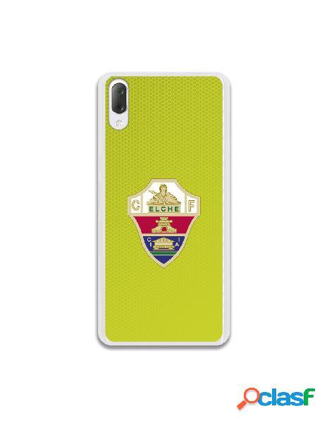 Funda oficial escudo elche cf color lima para sony xperia l3