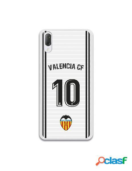 Funda oficial valencia camiseta primera equipación valencia c.f. para sony xperia l3
