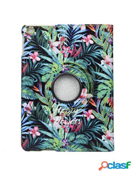 Funda para ipad 5 air hojas hawaianas